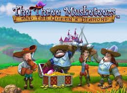 3 musketeers slot