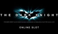 dark knight flash slots