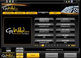 go wild casinos